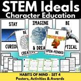 Character Education for STEM Classes Set 4: Habits of Mind STEM Ideals