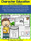 Character Education Journal For Primary Grades - Student J