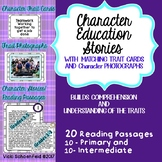 Differentiated Reading Passages for Character Education