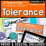 Character Traits Education in the Classroom: TOLERANCE