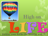 Customizable Character Ed Lesson: Drug Free Natural High (
