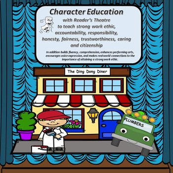 Character Education with Reader's Theatre