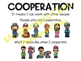 Character Eduction- Cooperation