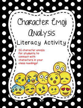 Character Emoji Analysis