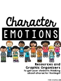 Character Emotions {Character Feeling Resources + Graphic