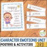 Character Emotions Unit