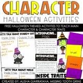 Character FREEBIE {Halloween Edition}