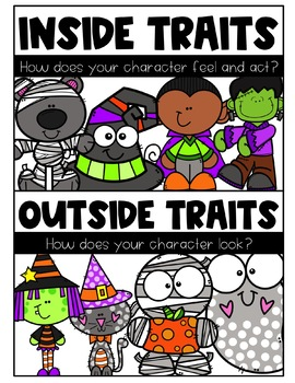 Character FREEBIE {Halloween Edition}