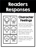 Character Feelings Readers Responses