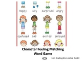 Character Feelings & Traits Flashcards