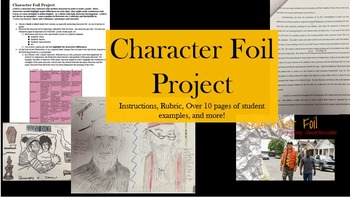 Character Foil Project