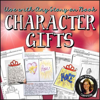 Character Gifts for ANY Book or Story