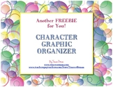 Free downloads: Character Graphic Organizer Any Novel