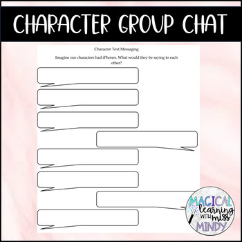 Character Group Chat