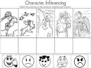 Character Inferencing