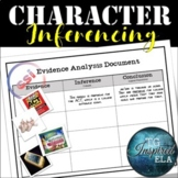 Character Inferencing Chart + Missing Person's Profile -- Characterization