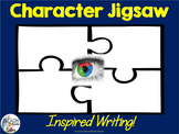 Character Jigsaw Inspired Writing Activity