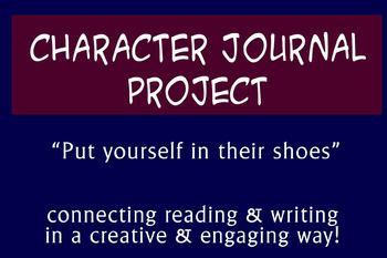 Character Journal Project