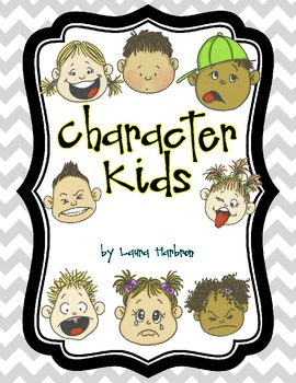 Character Kid Stories