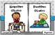 Character Kids In The Classroom (PDF Posters) - LARGE POSTER LEDGER SZ (11X17)