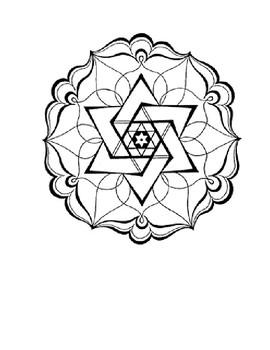 Character Mandala