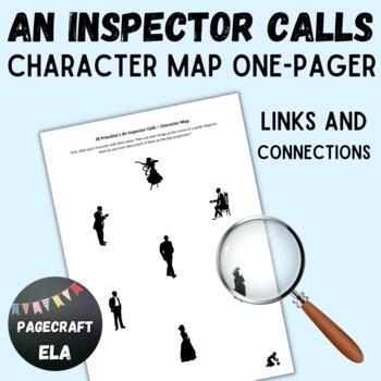 Character Map - An Inspector Calls