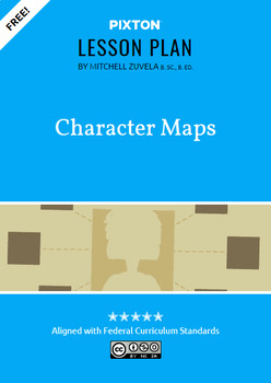 Character Maps Activities: Make a Character Map, 1 Extension / Modification