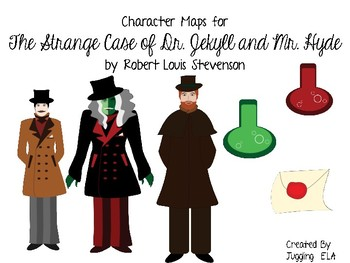 The Strange Case of Dr. Jekyll and Mr. Hyde (Chap. 1)