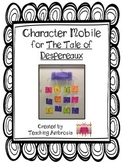 Character Mobile Activity for The Tale of Despereaux