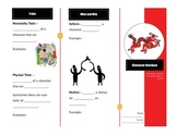 Character Notes Brochure