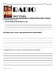 1.6 Character Notes Pages for the movie Radio
