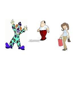 Character Observation Worksheet