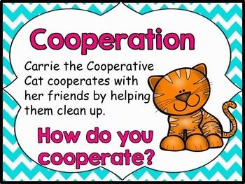 Character Pals Sampler :Cooperation