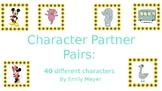 Character Partner Pairs