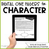 Character Passages (Print & Digital)