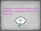 Character Perspective Creative Writing