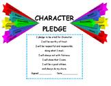 Character Pledge