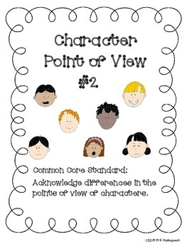 Character Point of View #2