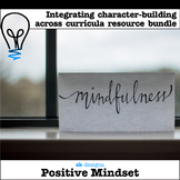 Character, Positive Mind Sets, Community Composition, Vocabulary, Fun Bundle