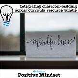 Character, Positive Mind Sets, Community Composition, Voca