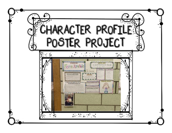Character Profile Poster Project