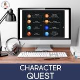 Character Quest (An Exploration of Character Traits) (No Print) (No Prep)