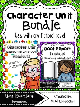 Character Reading Unit Bundle