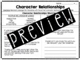 Character Relationship Practice