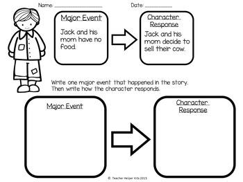 Character Response