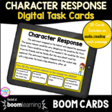 Character Response Boom Cards™ 2nd & 3rd Grade - Distance