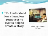 """""""Shells"""" Character Response Powerpoint"""