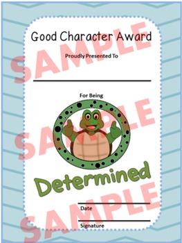 Character Reward Charts and More
