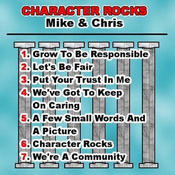Character Rocks (Character Education Songs)