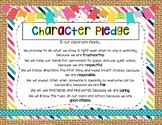 Character Rules